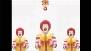 �������� ���� Психоделика, вынос мозга и 25 кадр   Японская реклама МакДональдс ������