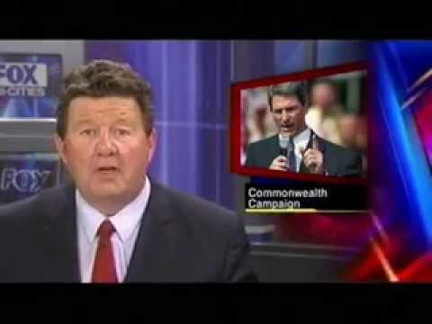 WCYB-TV: Ken Cuccinelli's Statewide Fly Around Tour