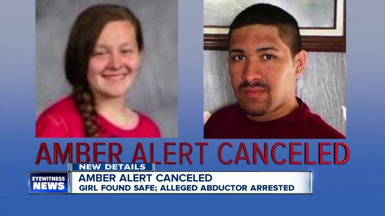 Amber Alert canceled, Pa. girl found safe