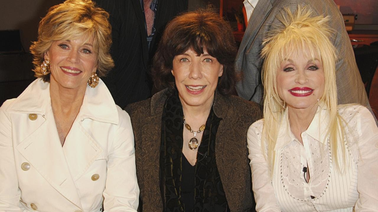 Where Jane Fonda Dolly Parton And Lily Tomlin Are 38 Years After 9 To 5