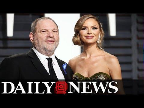 Georgina Chapman could get 8 figures in Harvey Weinstein divorce