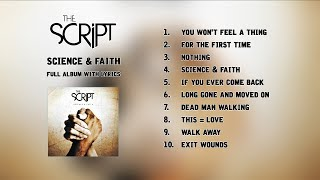 The Script - Science & Faith | Full album with lyrics