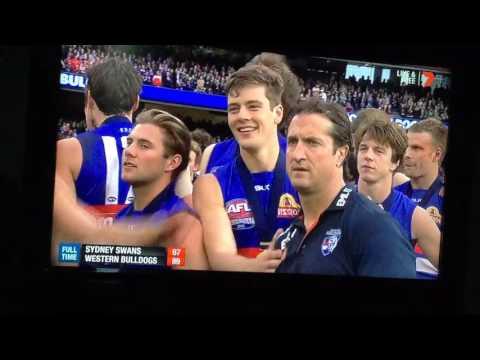 Sydney Swans vs Western Bulldogs 2016 AFL Grand Final post match