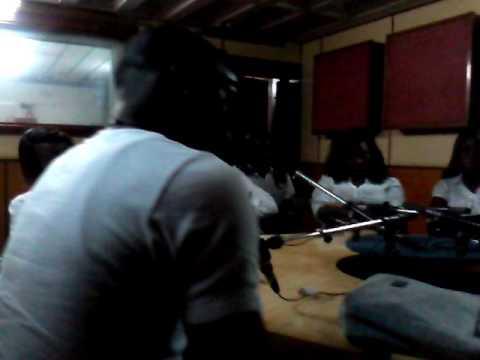 Elmoundo interview radio cote d'ivoire avec serge esso