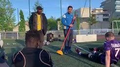 'En route pour les Play-Off' avec les U17 NAT du Montrouge FC coaché par Thomas et Rafi.