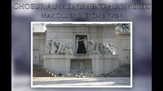 Choeur Au Monument Aux Morts - MaxOllier & JérômeYven