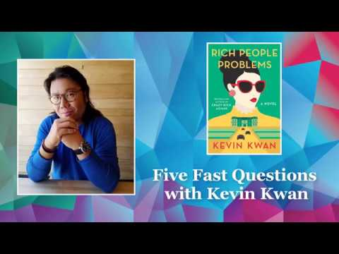 Rich People Problems Author Kevin Kwan Loves Dollar Stores | Five Fast Questions