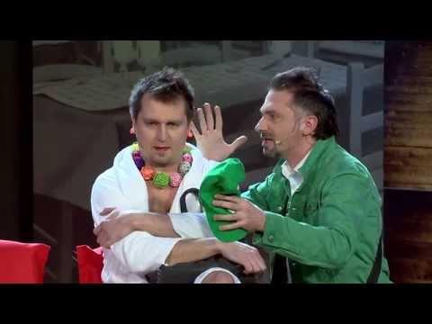 Kabaret Młodych Panów - Klinika (Official HD, New Abra 2015)
