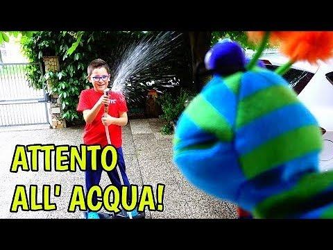 ATTENTO ALL' ACQUA! - Leonardo D