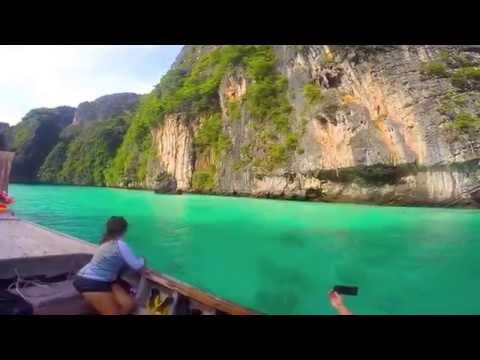 Thailand 2014/2015 GoPro Movie