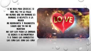 Romeo Santos-Si Yo Muero. (Letra)