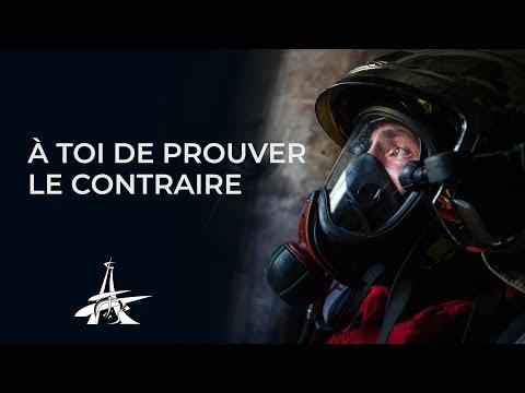 À TOI DE PROUVER LE CONTRAIRE ! - RECRUTEMENT POMPIERS PARIS