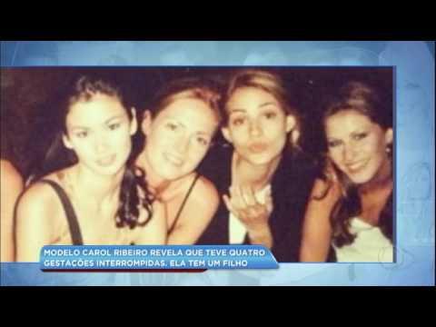 Hora da Venenosa: modelo Carol Ribeiro revela que sofreu quatro abortos