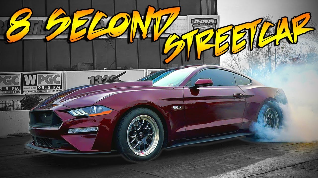 Download 8 SECOND STREET CAR - TWIN TURBO '18 MUSTANG - SCOTT RICHARDSON!