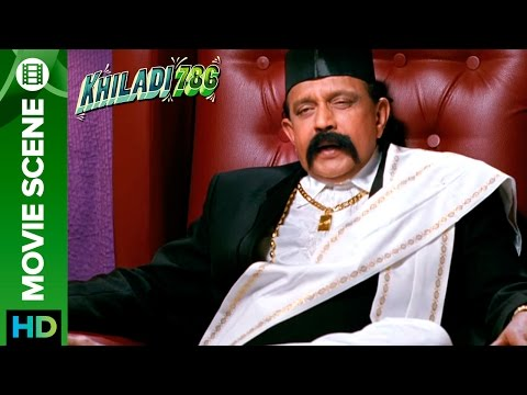 Mithun gives only bad news | Khiladi 786