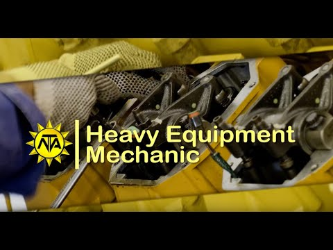 Heavy Equipment Mechanic Industry Feature-Live Your Passion-S2 Ep-10
