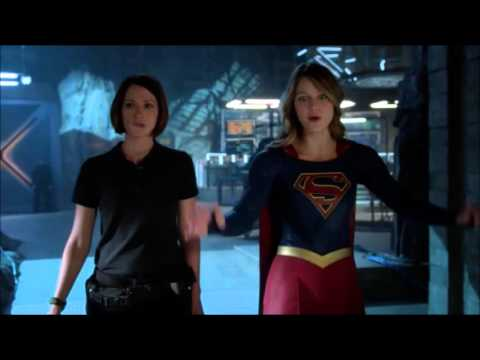 Supergirl episode: How Does She Do It? Is Kara bisexual? from YouTube · Duration:  22 seconds