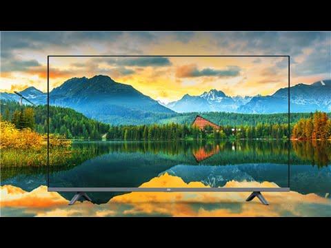 Xiaomi представила телевизор Mi TV 43 с очень тонкими рамками за 10 т.р.