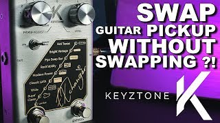 Keyztone Exchanger - Swap Pickup without swapping !?