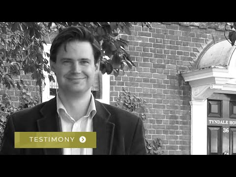 Dr Peter J Williams Testimony // Author & Principal Tyndale House, Cambridge from YouTube · Duration:  6 minutes 32 seconds