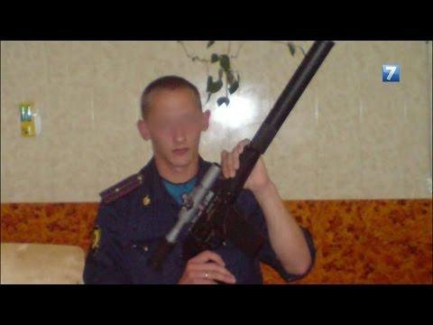 Вологодский полицейский убил