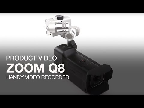 Zoom Q8 Product Video