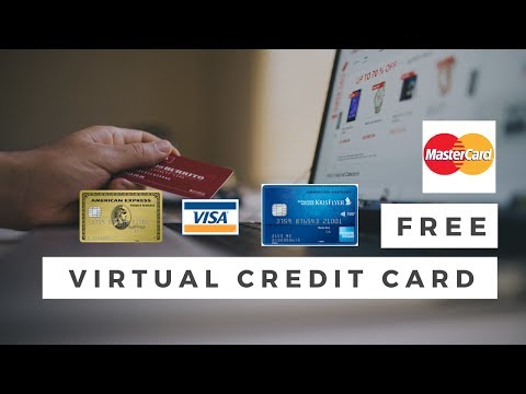 How To Create Free Virtual Credit Card for Free TRIAL and Other Things
