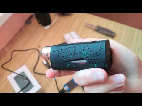 Review boxmod Tesla WYE 200W - only 28 USD