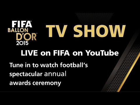 FULL REPLAY: FIFA BALLON D'OR 2015 TV SHOW
