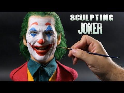 Joker Sculpture Timelapse - Joker (2019)