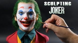 Joker Sculpture Timelapse - Joker (2019)