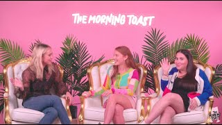 The Morning Toast with Becca Tobin, Friday, September 6, 2019
