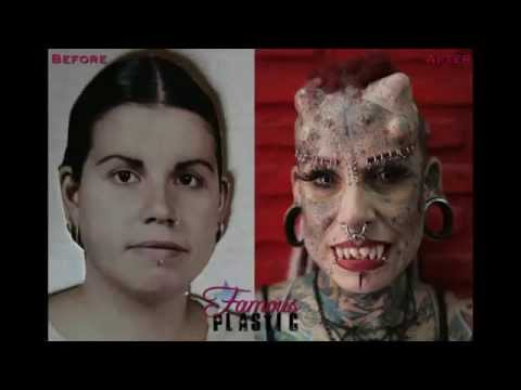 top freak show amazing body transformations - controversial and extreme