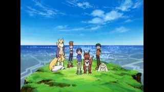 Digimon Tamers · Creditless Ending 02 (Original DVD Quality)