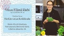 Pauliina Tervo: Herkän vatsan kokkikoulu