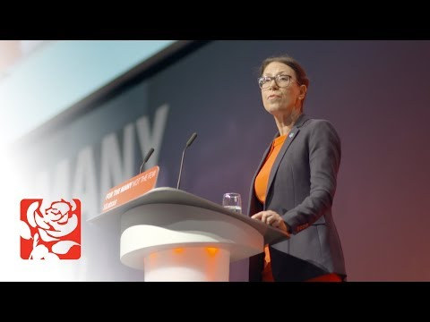 Debbie Abraham's Speech to Labour Conference