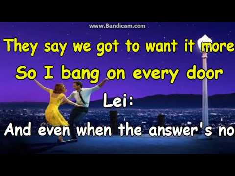 Karaoke - La La Land  Another Day of Sun - La La Land (Original Motion Picture Soundtrack)