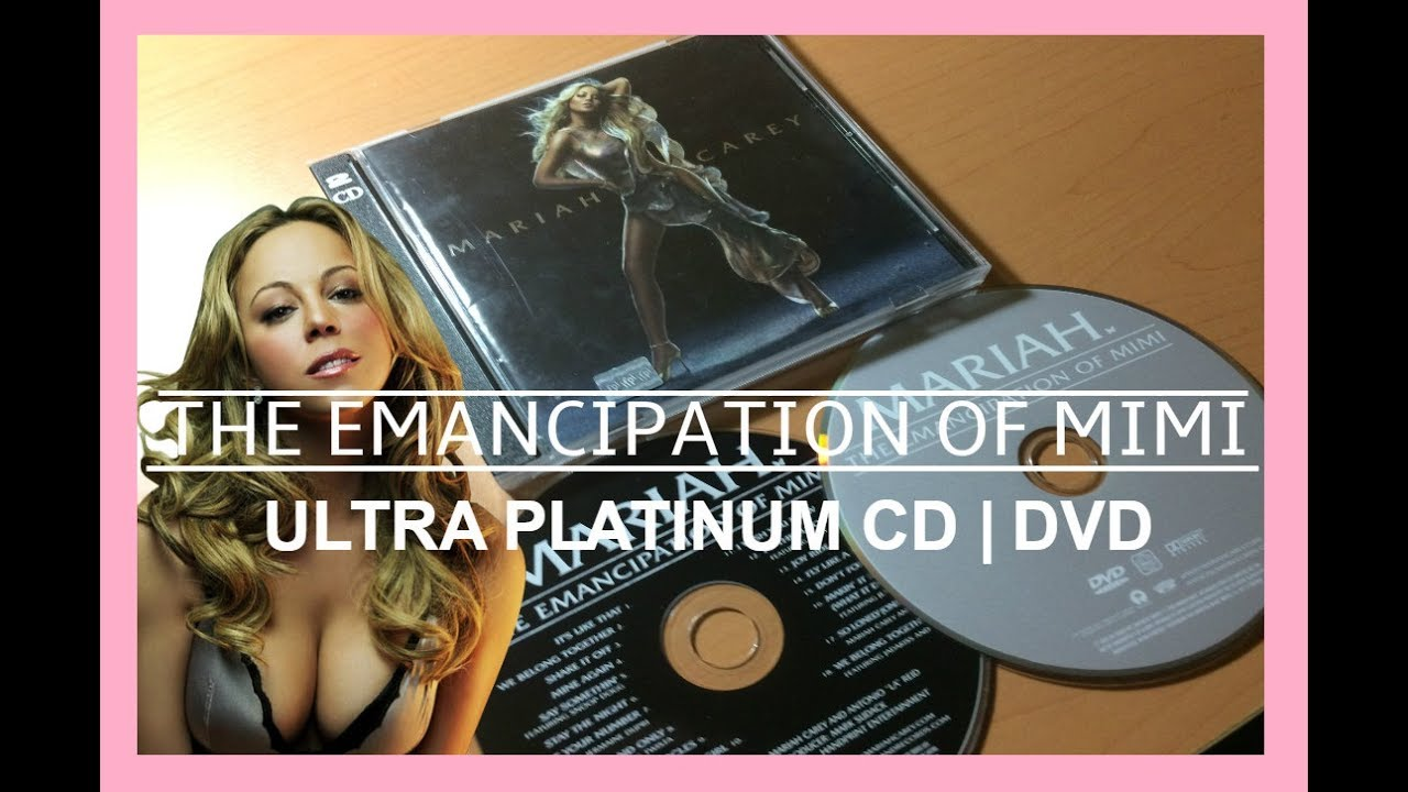 Unboxing: The Emancipation Of Mimi [Ultra Platinum CD/DVD ...