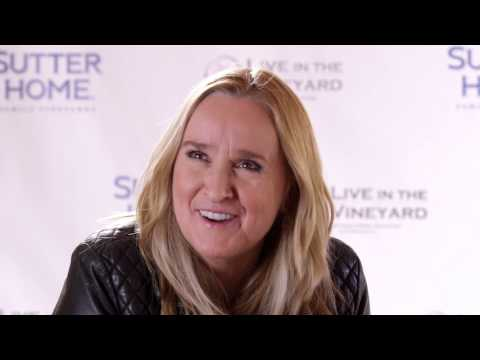 Melissa Etheridge Interview - Sutter Home Exclusive