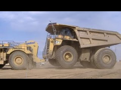 The Biggest Heavy Equipment in the World: Earth Movers - HISTORY OF MANKIND DOCUMENTARY