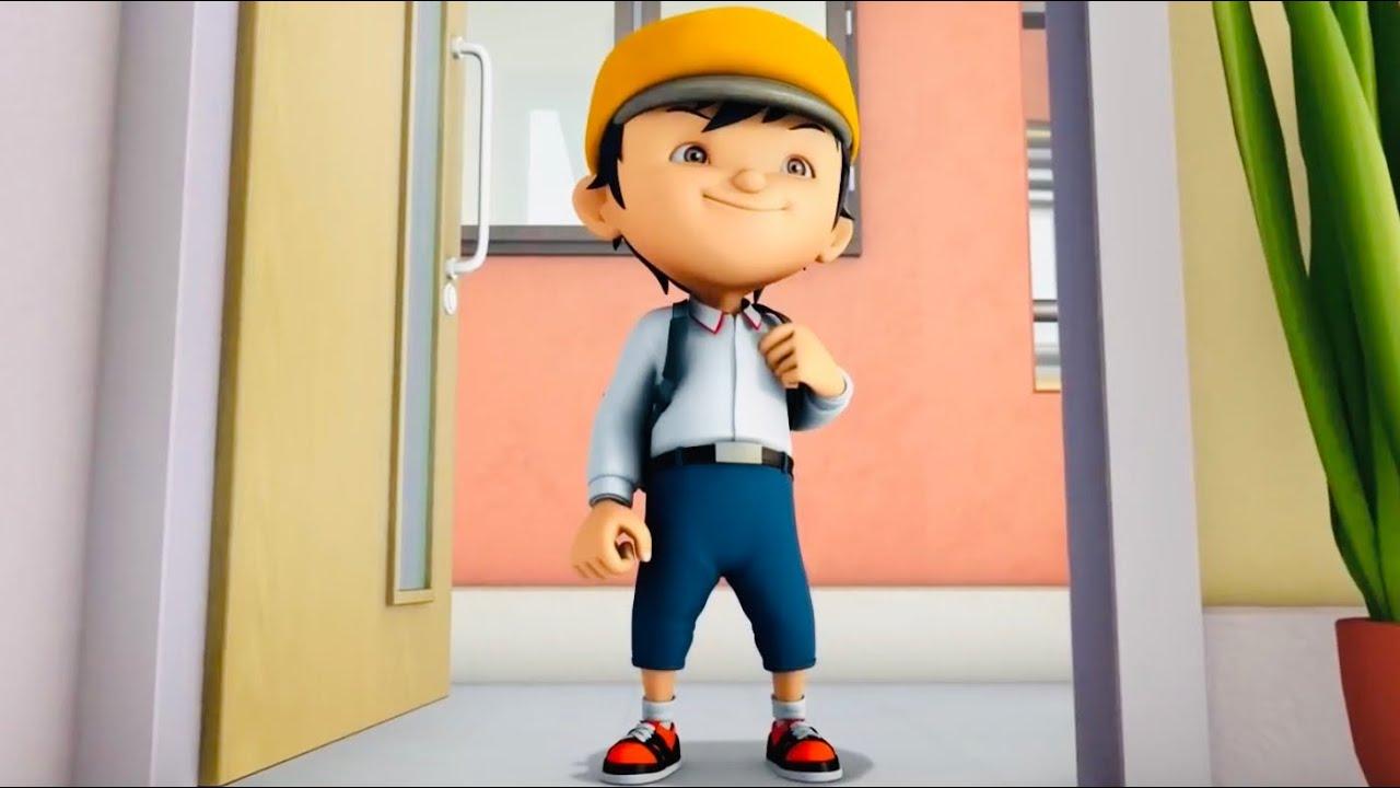 BoBoiBoy Musim 2 - Episod 1 (Sekolah baru)