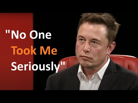 Elon Musk - The Lowest Point in My Life