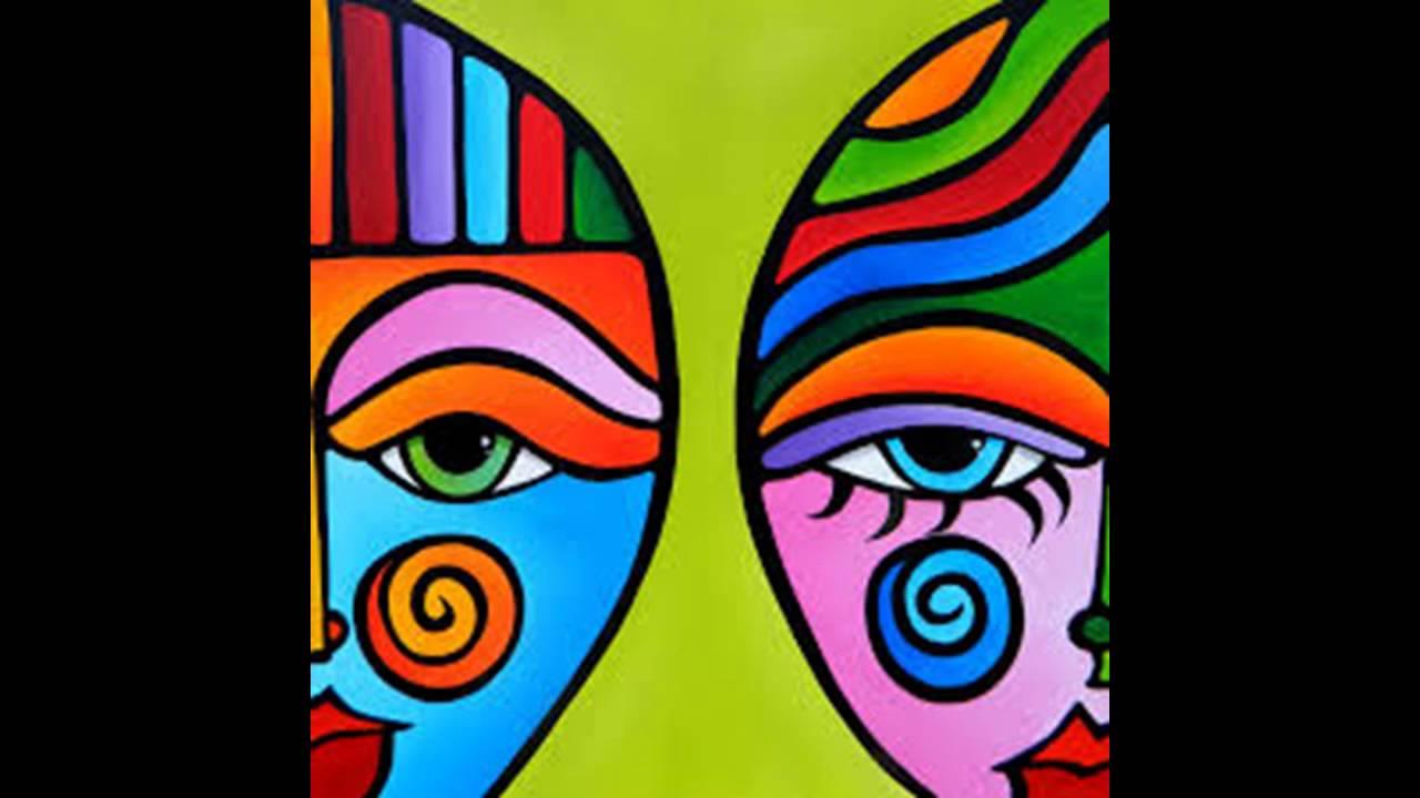 Lenguaje de la abstracci n youtube for Imagenes de cuadros abstractos para colorear