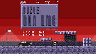 Duzoe - RUN DMC (prod. Deadmemxry) (Official Video)