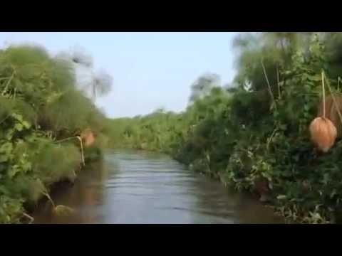 White Nile in South Sudan