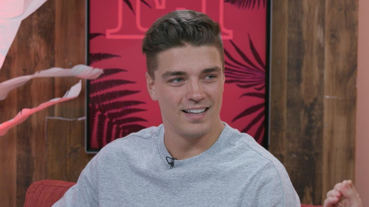 Fast Five With Bachelorette Star Dean Unglert Would He Ever Date A Fan