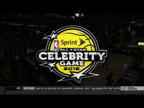 Intro 2015 All Star Celebrity Game