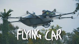 FLYING CAR in the PHILIPPINES