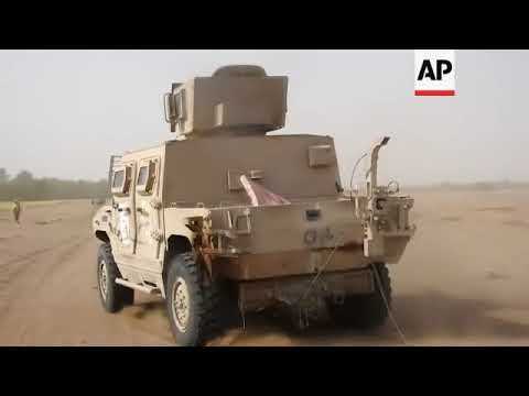Saudi-led coalition forces deploy north of Hodeida