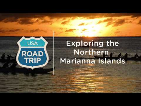 Northern Mariana Islands Road Trip